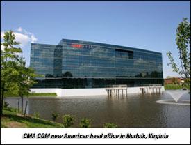 CMA CGM building