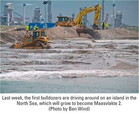 MV2 bulldozers