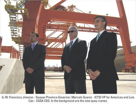 ICTSI Inauguration