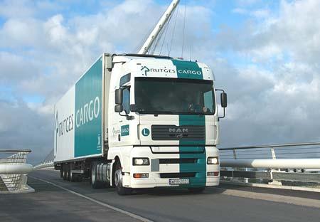 Rutges Truck