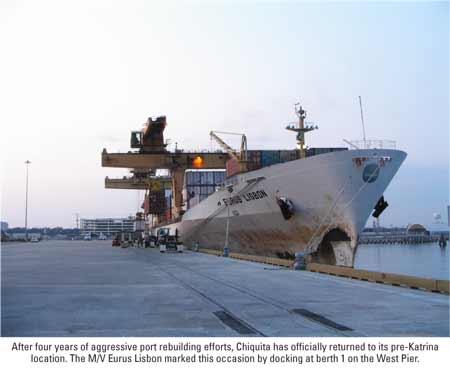 Chiquita Gulfport