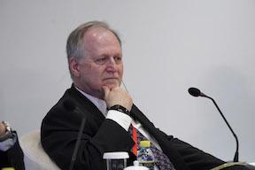 World Trade Organization Chief Economist Robert Koopman