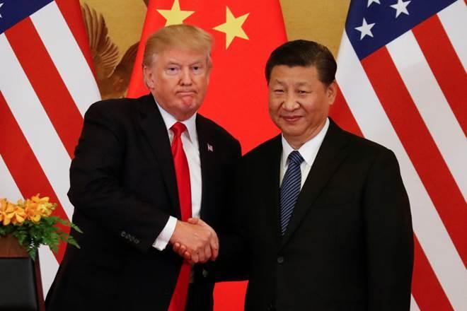 President Donald Trump and President Xi Jinping