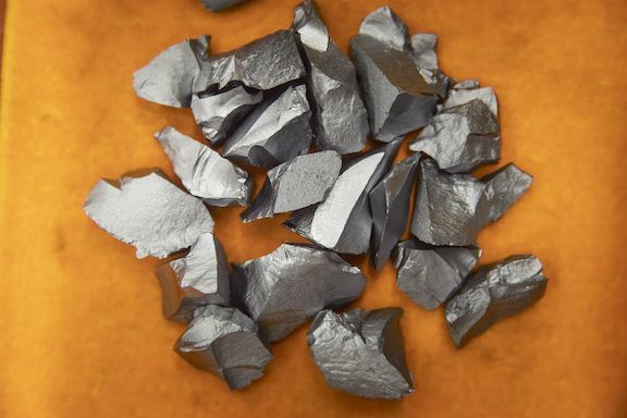polysilicon, a material critical for solar panels and semiconductors