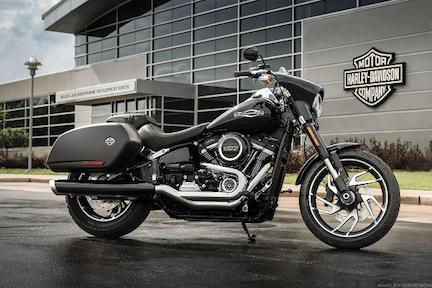 Harley Davidson Inc (NYSE:HOG): Negative Stock Sentiment