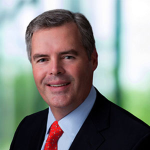 Rives Nolen, Houston-based senior vice president of CenterPoint Properties, is overseeing the expansion of the company's central region portfolio, focusing on burgeoning Texas markets.