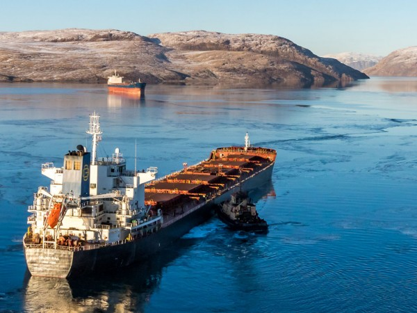 From July 24 to October 17, Baffinland shipped approximately 5.1 million metric tons of iron ore from its Milne Inlet port to markets in Europe, the United Kingdom, Taiwan, and Japan.