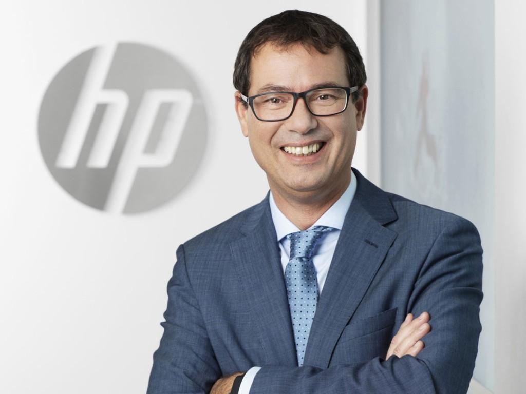 Michael Smetana, Managing Director Austria at HP (Source: HP)