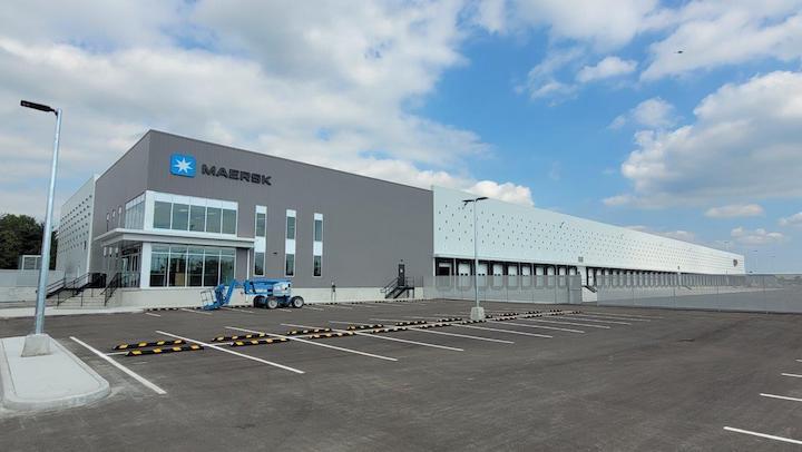 New facility at 12751 Allen Way, Pitt Meadows , B.C.