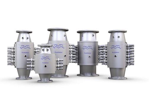 Alfa Laval PureBallast 3 reactor family