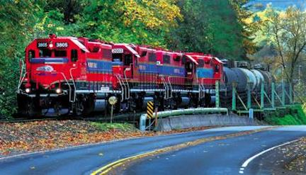 SteelRiver Infrastructure pursues sale of Patriot Rail | AJOT COM