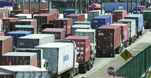 Container terminal operators in clutches of congestion | AJOT COM