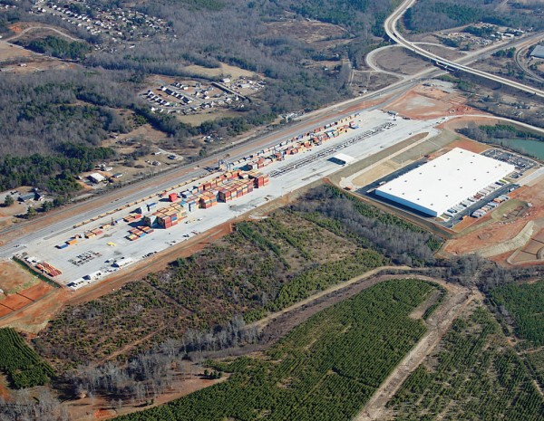 Inland Port Greer, which opened in 2013, has been a success for the SC Ports Authority.