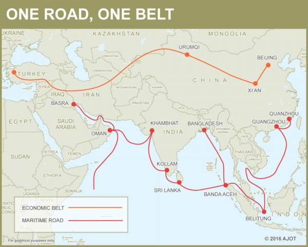 "Read ""One Belt, One Road"" … one lamentable excursion in infrastructure projects"