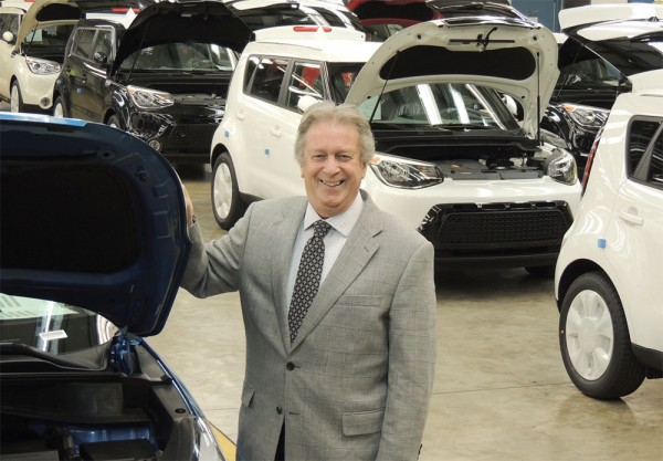 "Robert ""Bob"" Miller is all smiles when it comes to his work as president and chief executive officer of Brunswick, Ga.-based International Auto Processing Inc."