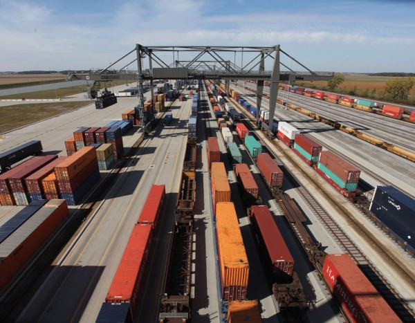 CSX's Northwest Ohio Terminal is a key hub for linking Northeast US ports with Midwest consumers.