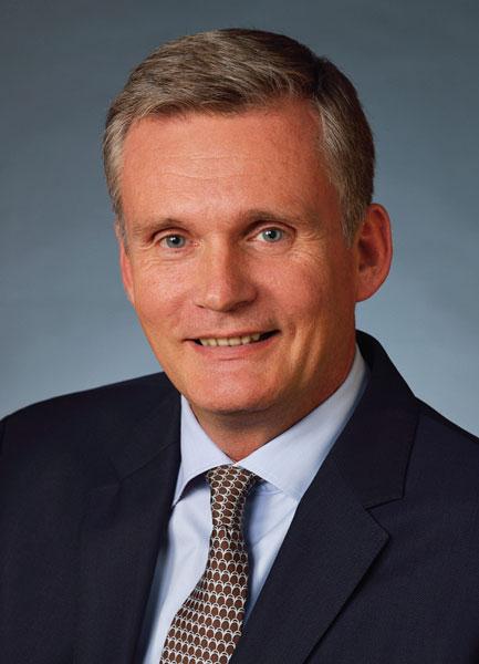 Ken Soerensen – NovaAlgoma Cement Carriers president and CEO