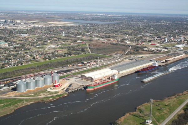 Already a hub for forest product imports and exports, the Port of Port Arthur looks to benefit from a new 1,000-foot-long berth to abut existing docks.