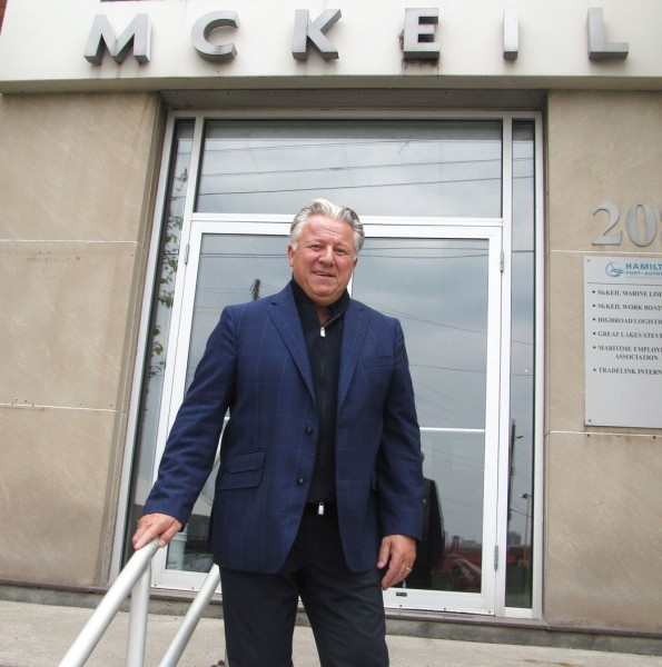 Blair McKeil reports double-digit annual revenue growth over the past five years. (Photo by Leo Ryan)