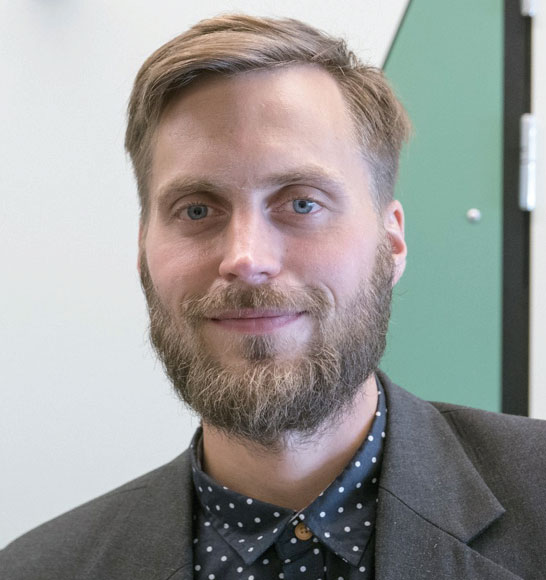 Erik Törnblom – Cargoplanner