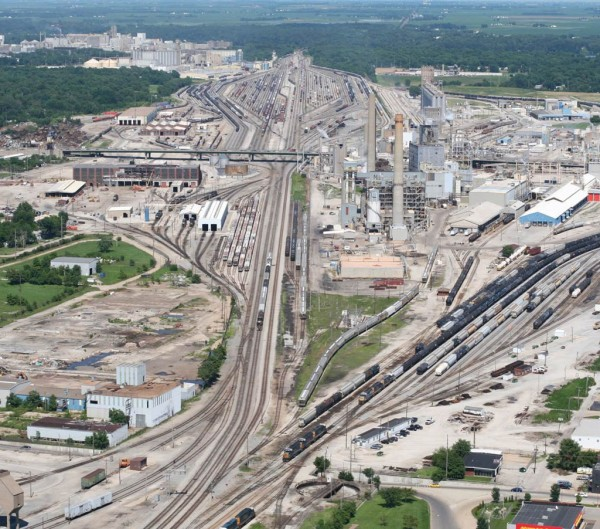 Midwest Inland Port in Decatur, GA