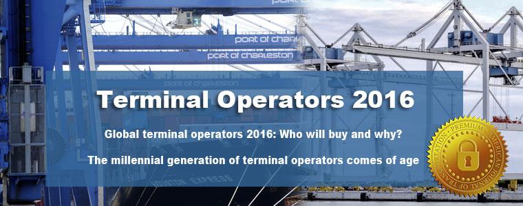 Terminal Operators