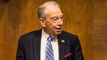 Sen. Chuck Grassley of Iowa