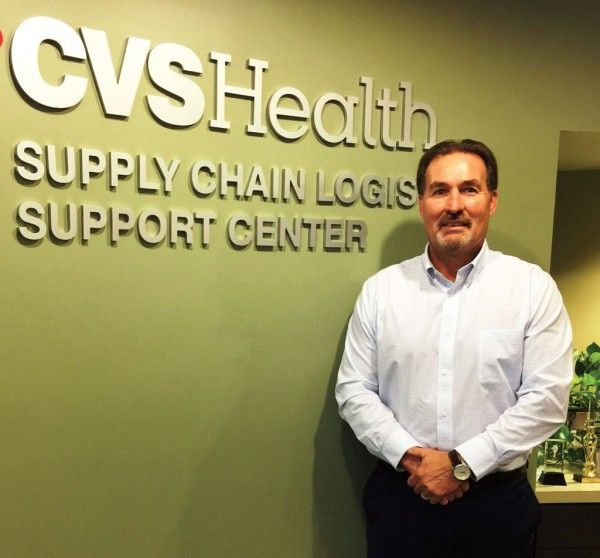 As senior vice president of logistics and supply chain at Woonsocket, RI-based CVS Health, Ron Link oversees a network encompassing nearly 10,000 retail locations.