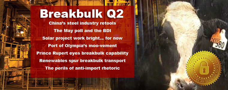 Breakbulk Quarterly