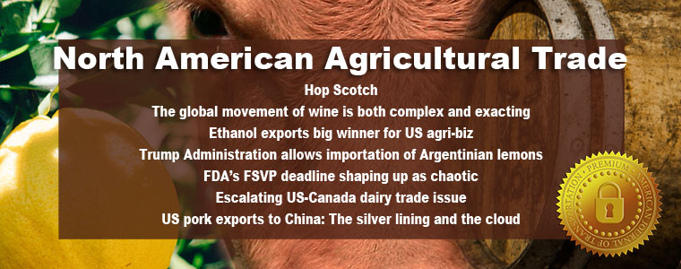 North American Agricultural Trade