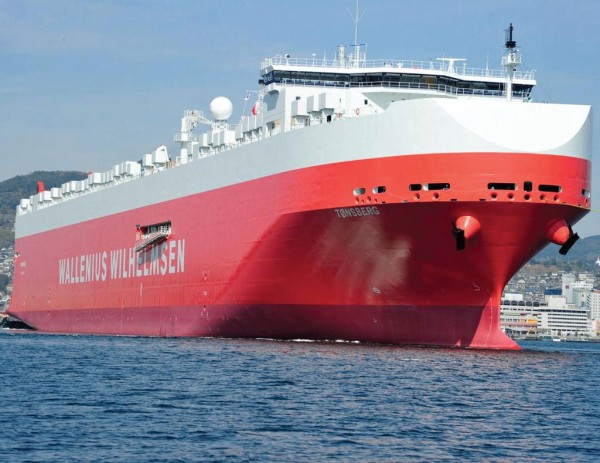 WWL's Tonsberg sails into Australia
