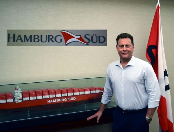 Mike Wilson, Hamburg Süd North America Inc.'s senior VP for business operations, in his 20th year on the board of the Intermodal Association of North America, looks forward to Intermodal EXPO 2017.