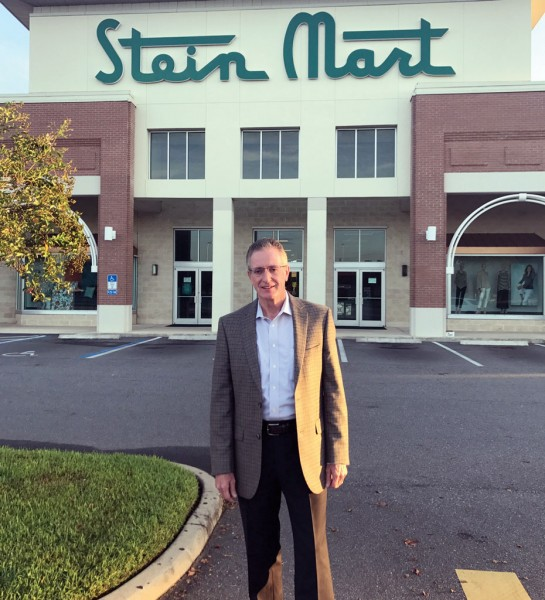 Rick Schart, senior VP of supply chain and e-commerce operations at Stein Mart Inc., is shaping logistics for the specialty and off-price retailer.