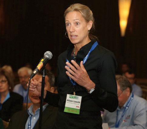 Alison Leavitt – Wine & Spirits Shippers Assoc. managing director