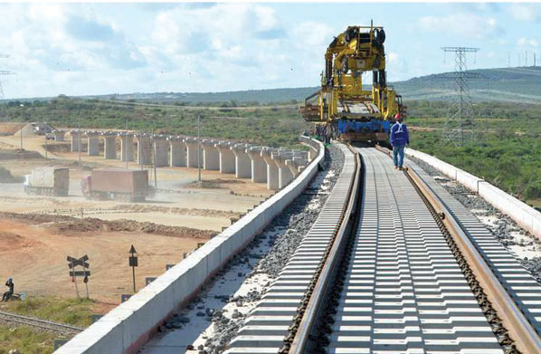 Tanzania has awarded Yapi Merkez Insaat Ve Sanayi of Turkey and Mota-Engil of Portugal a $1.2 billion c ontract for the construction of 205km of the first phase of the 1,216km SGR intended to link Dar es Salaam with the rest of the country and eventually Rwanda and Burundi.