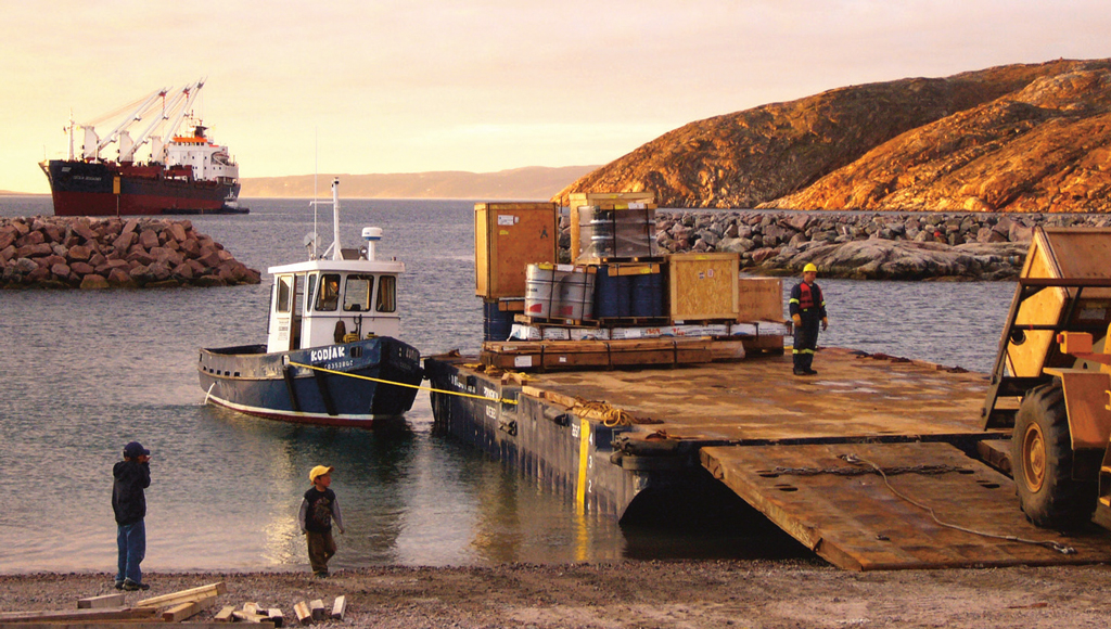 The Groupe Desgagnés has been doing Arctic sealift operations for more than four decades.