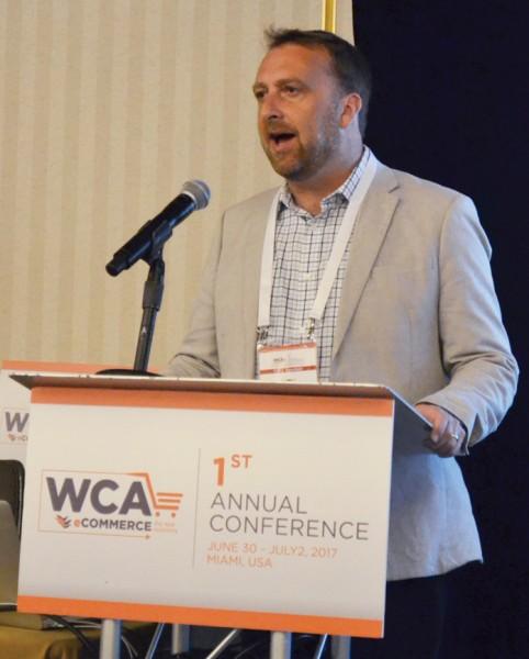 WCA's president Dan March
