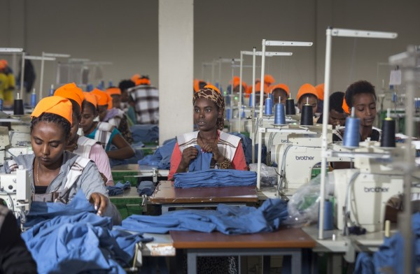 Garment industry takes measure of the logistic challenges and