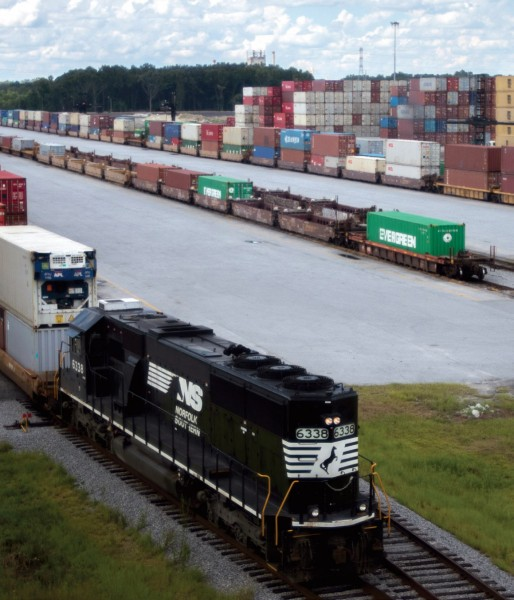 The Port of Savannah looks to further capabilities with completion of the Mason Mega Rail project at its Garden City Terminal.