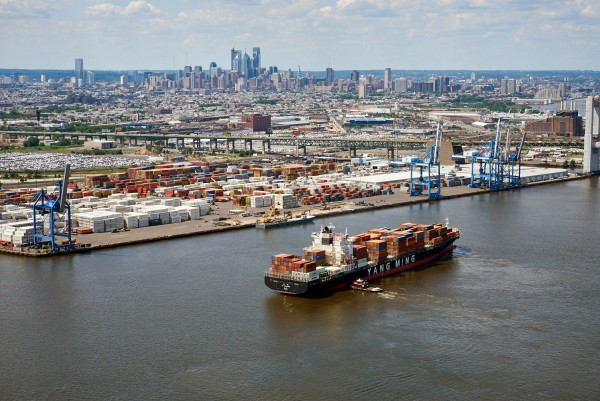 Port of Philadelphia – now marketed as PhilaPort – is advancing a host of enhancements to its Packer Avenue Marine Terminal to facilitate handling of increasingly large containerships.