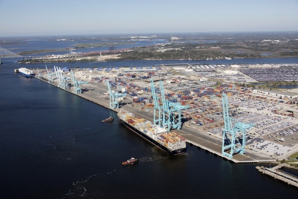 The Jacksonville Port Authority's rapidly growing Port of Jacksonville is home to the busiest containerport complex in the Sunshine State.