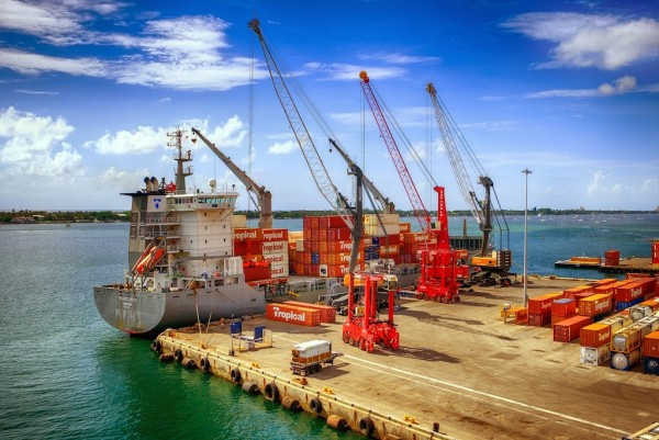 Container operations of Tropical Shipping continue to constitute the leading activity at the Port of Palm Beach in Riviera Beach.