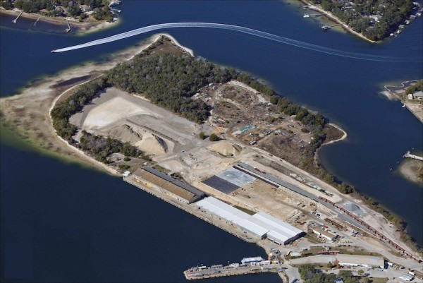 Focused on forest products, Port Panama City is looking to complete construction of new first-phase East Terminal development by yearend.