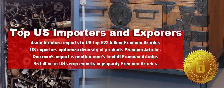 Issue #664 | Top US Importers & Exporters | Florida Ports | North