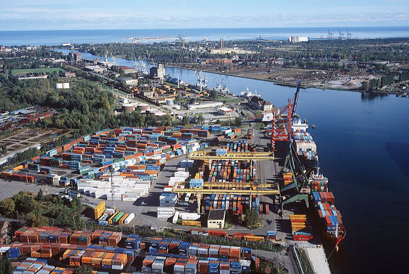 Through massive investments and robust growth in volume in recent years, Danzig has become the leading port in the Baltic Sea region.