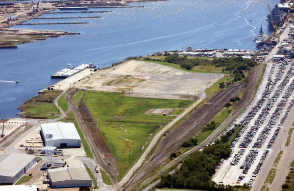 The Port of Pascagoula is advancing expansion of its South Terminal, on a 50-acre site in the Pascagoula River Harbor.