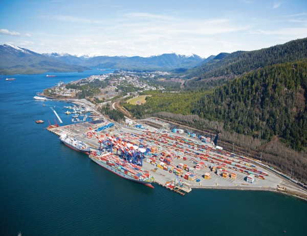 Normal fluidity of 2.5-day container dwell times have been restored at the Port of Prince Rupert.