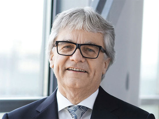Wolfgang Eder, Voestalpine chairman