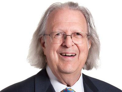 Peter F. Marcus, managing partner of World Steel Dynamics