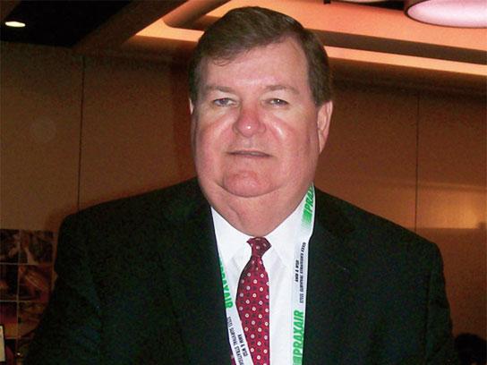 Steve Tyndall, Port of Brownsville's senior director